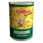 Alishan Canned Button Mushroom 425g