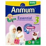 Anmum Essential Formulated Milk Powder with Real Dates Step 3 for children 1 year and above 1150g