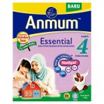 Anmum Essential Formulated Milk Powder with Real Dates Step 4 for children 3 years and above 1150g