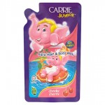 Carrie Junior Cheeky Cherry Baby Hair & Body Wash Refill 500g